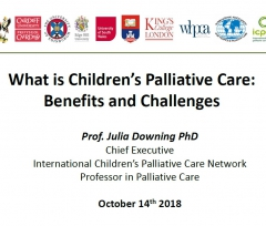 What is Children's Palliative Care: Benefits and Challenges